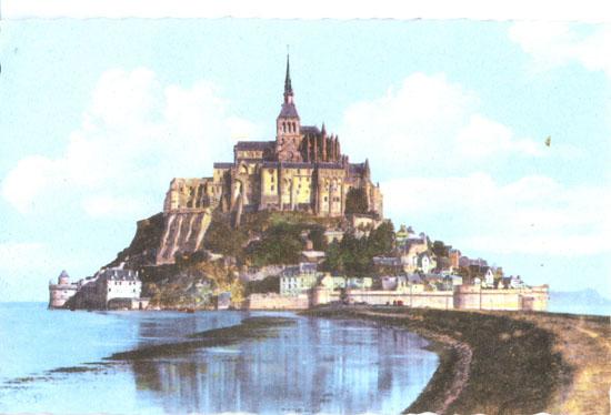 Manche Le Mont St Michel