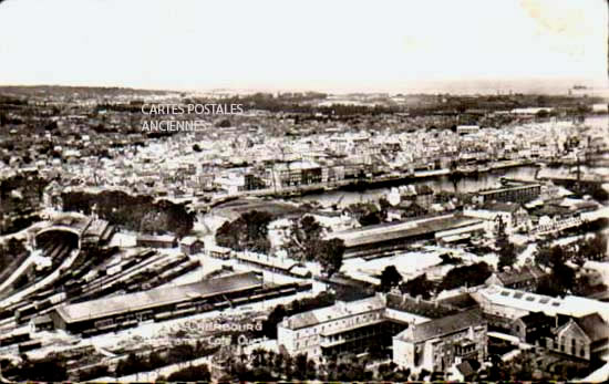 Cartes Postales Anciennes Manche  Cherbourg