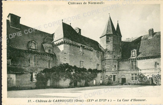 Orne  Carrouges