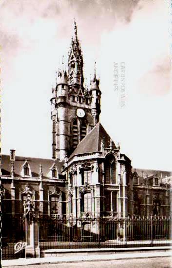 Cartes Postales Anciennes Nord  Douai