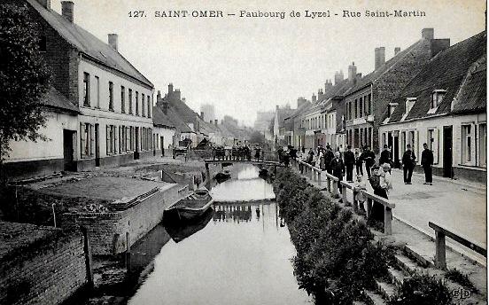 Pas de calais St Omer