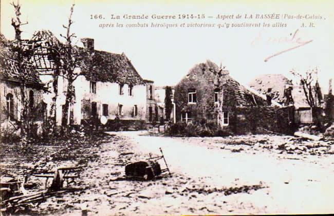 Cartes Postales Anciennes Nord  La Bassee