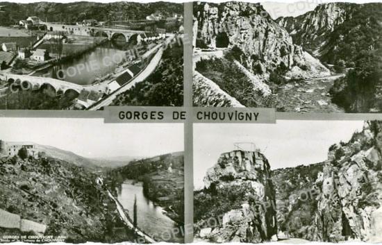 allier  Chouvigny