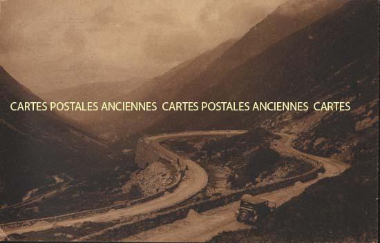 Cartes Postales Anciennes France Alpes de haute provence  L Hospitalet