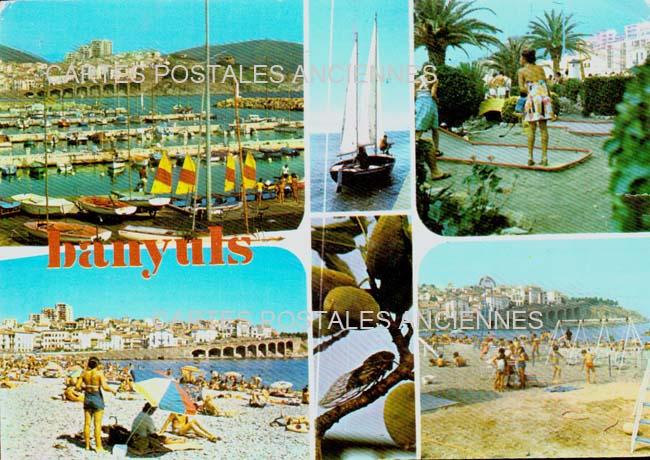 Old postcards banyuls sur mer france Banyuls Sur Mer