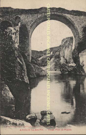Pyrénées orientales  Amelie Les Bains Palalda