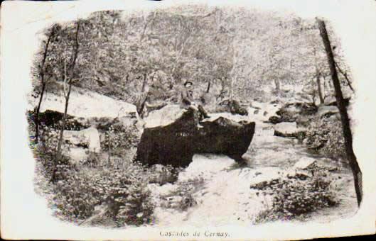 Cartes Postales Anciennes France Haut rhin  Cernay