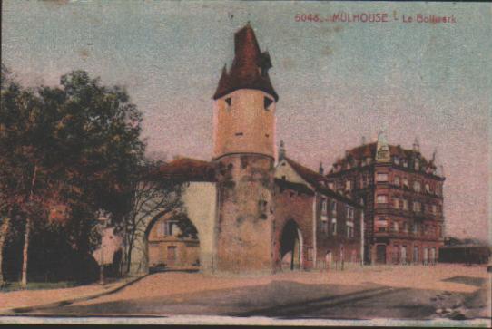 Haut rhin Mulhouse