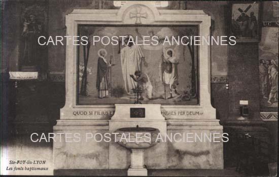 rhône  Ste Foy Les Lyon