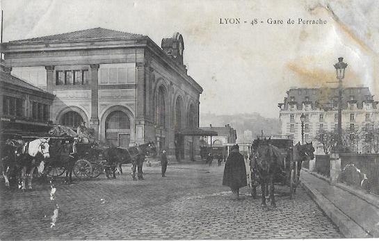 Cartes Postales Anciennes Rhône Lyon 2ème Arrondissement
