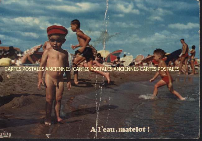 Cartes Postales Anciennes Hérault  Montpellier