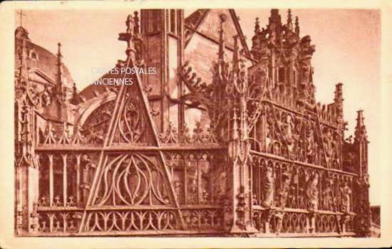 Cartes Postales Anciennes Orne  Alencon