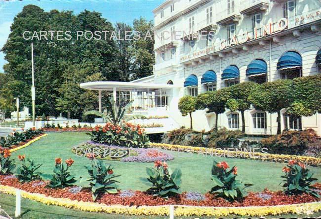 Cartes Postales Anciennes France Ain  Divonne Les Bains