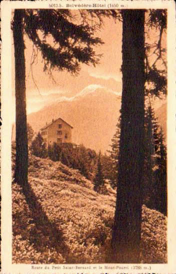 Savoie Tignes