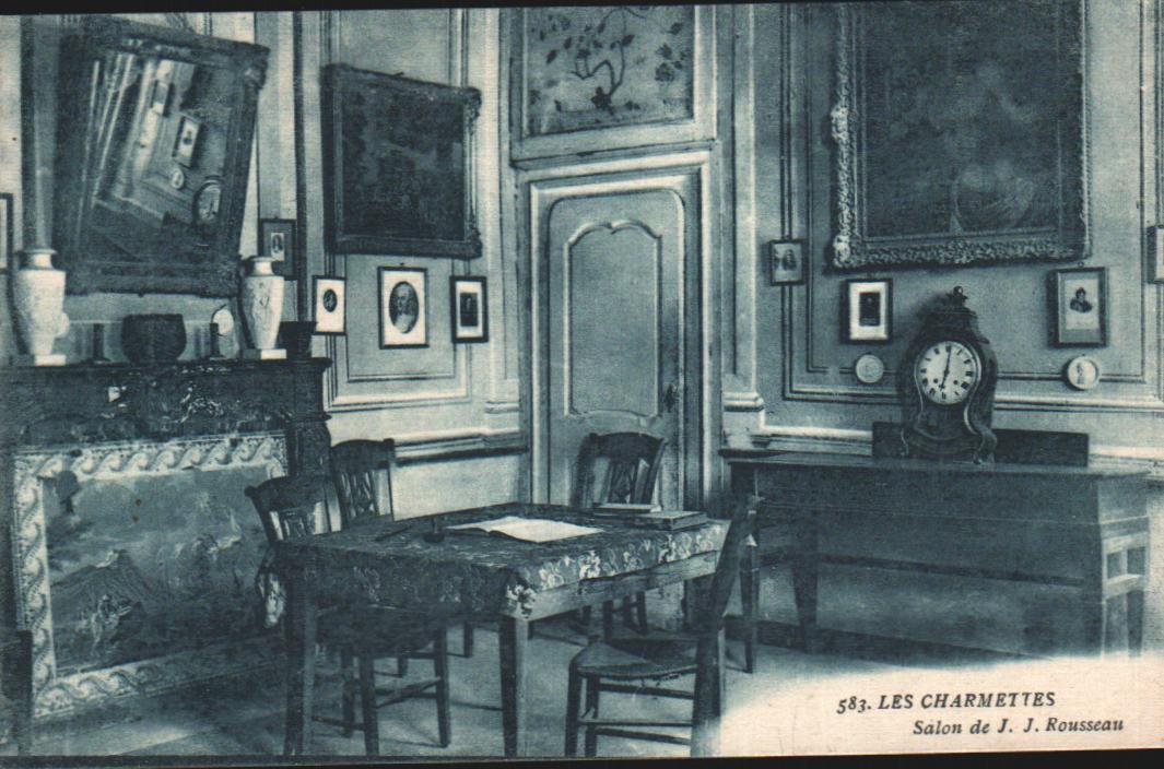 Cartes Postales Anciennes France Ain  St Martin De Bavel