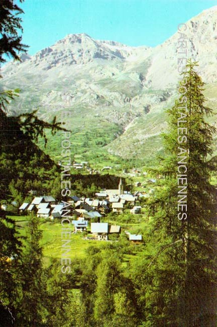 Hautes alpes  Vallouise