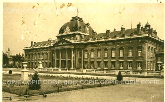 Old postcards paris france Paris 7eme