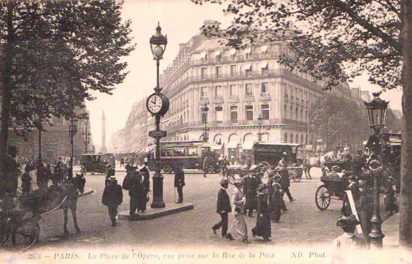 Paris Paris 9eme