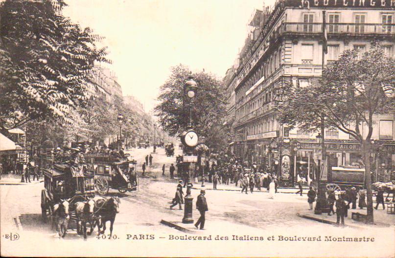 Paris Paris 2eme