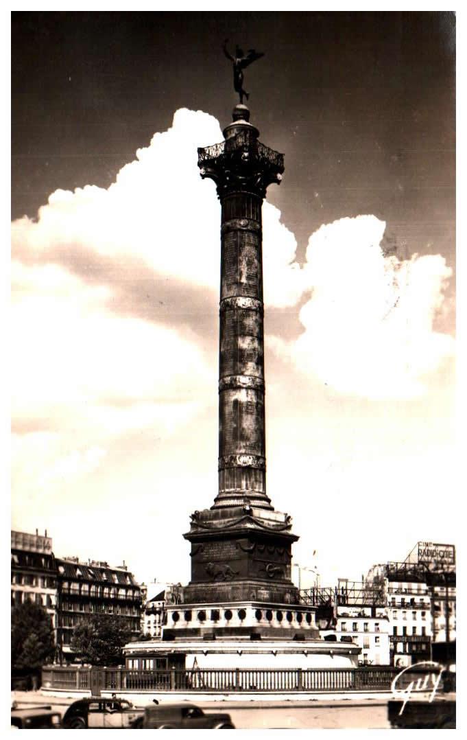 Cartes Postales Anciennes  paris  Paris 11eme