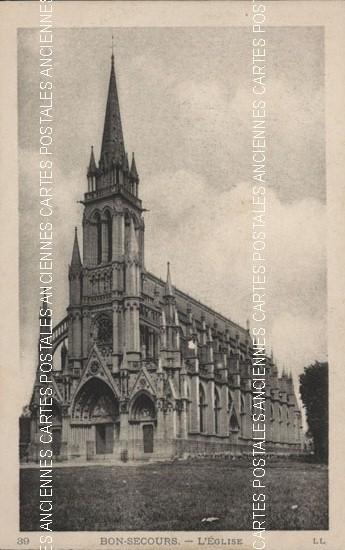Cartes Postales Anciennes  Bonsecours