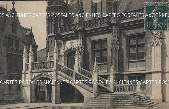 Cartes Postales Anciennes  Rouen