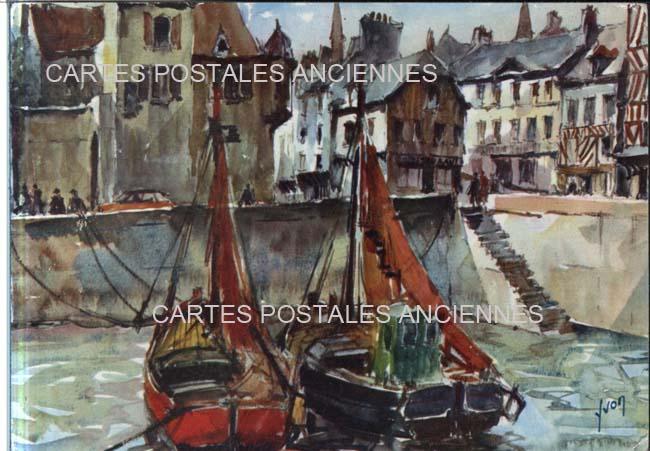 Cartes Postales Anciennes  Honfleur