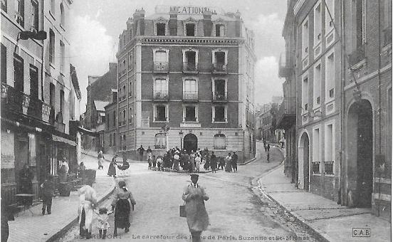 Cartes Postales Anciennes Seine maritime Le Treport