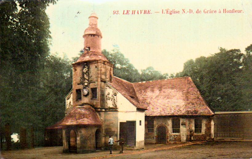 Calvados  Honfleur