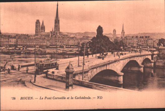 Cartes Postales Anciennes France  Rouen