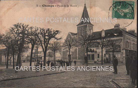 Seine et marne Champs Sur Marne