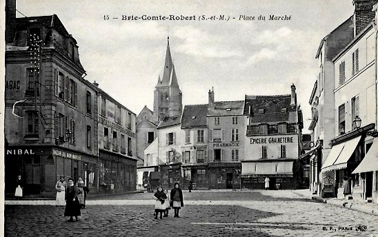 Seine et marne Brie Comte Robert