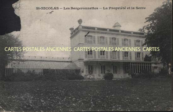 Cartes Postales Anciennes  oise  Senlis