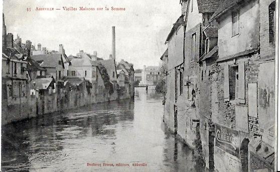 Cartes Postales Anciennes  Abbeville