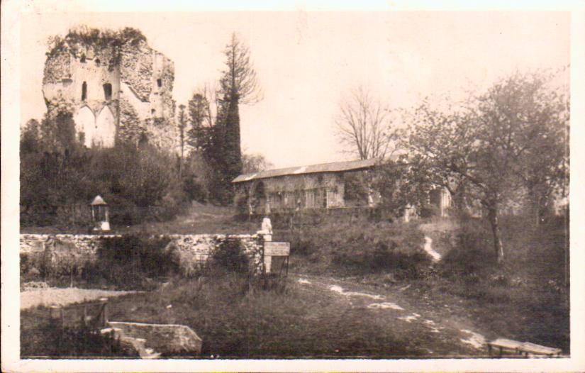Cartes Postales Anciennes France  Lucheux