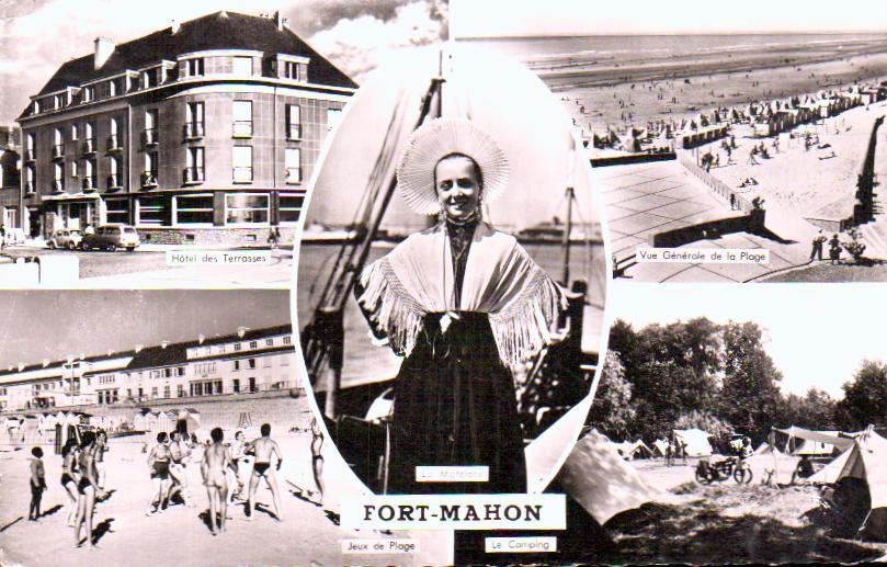 Fort Mahon Plage