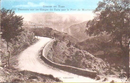 Cartes Postales Anciennes  Montmirat