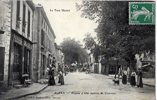 Tarn Alban