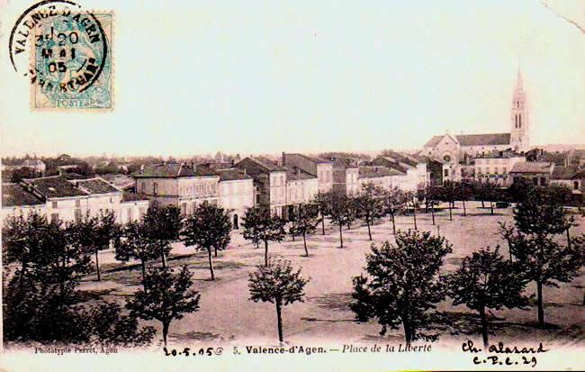 Tarn et garonne  Valence