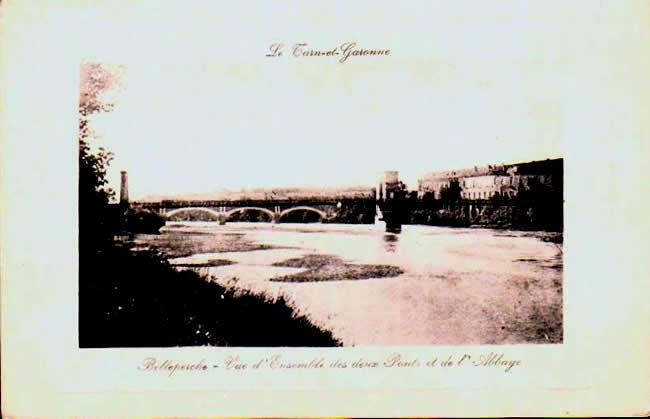 Cartes Postales Anciennes Tarn et garonne  Cordes Tolosannes