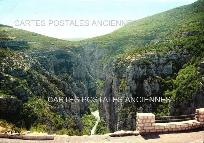 Alpes de haute provence Moustiers Ste Marie