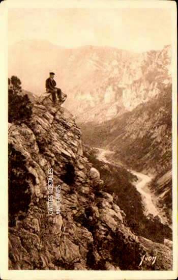 Alpes de haute provence La Palud Sur Verdon