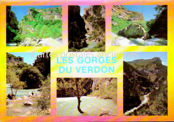 Alpes de haute provence Greoux Les Bains
