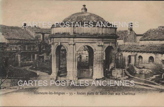 Gard Villeneuve Les Avignons