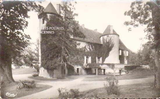 Cartes Postales Anciennes  Persac