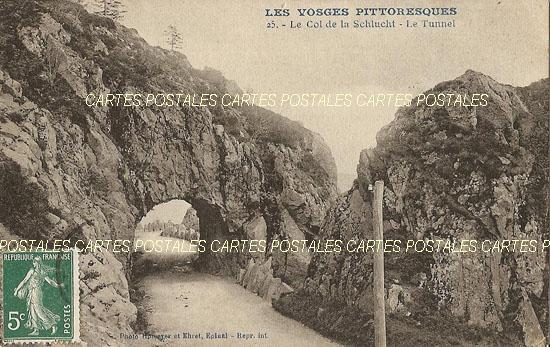 Cartes Postales Anciennes France  Le Valtin