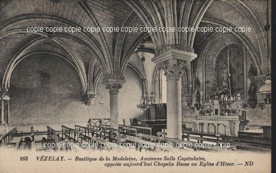 Yonne  Vezelay