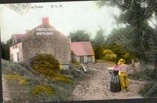 Cartes Postales Anciennes  St Martin Au Bosc