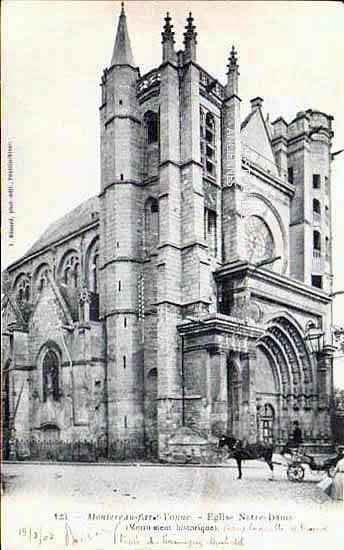 seine et marne  Montereau Faut Yonne