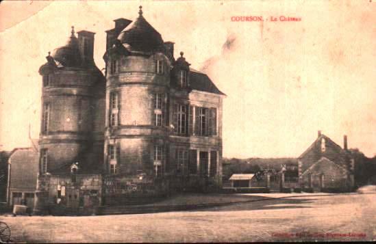 Essonne Courson Monteloup